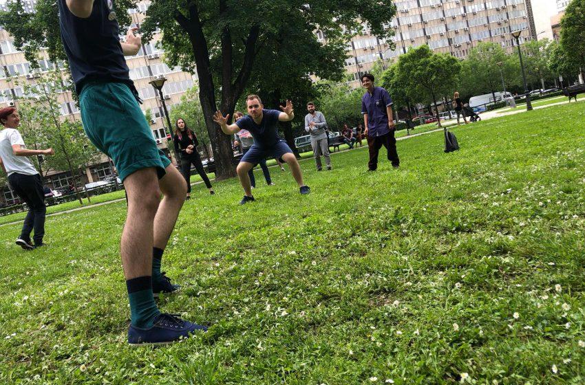3rd IDAHOT tournament at Manjež