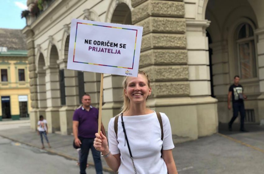 Pride Caravan hits cities across Serbia