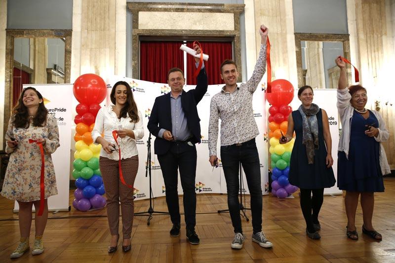 Pride Week: Grand Opening