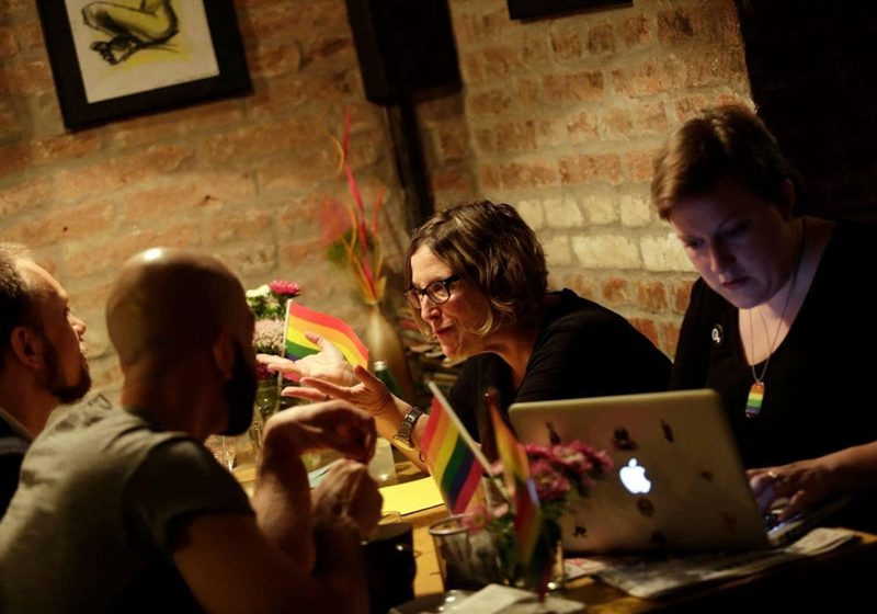 The Queer Cafe: Hear Our Voices from the Balkans