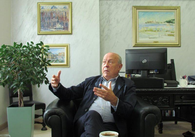 INTERVJU: Profesor Branislav Boričić