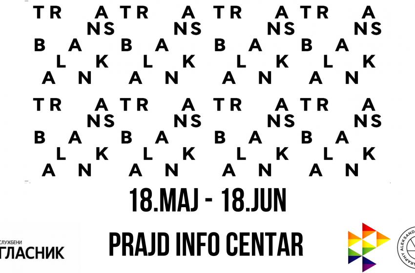 Otvorena izložba Trans Balkan